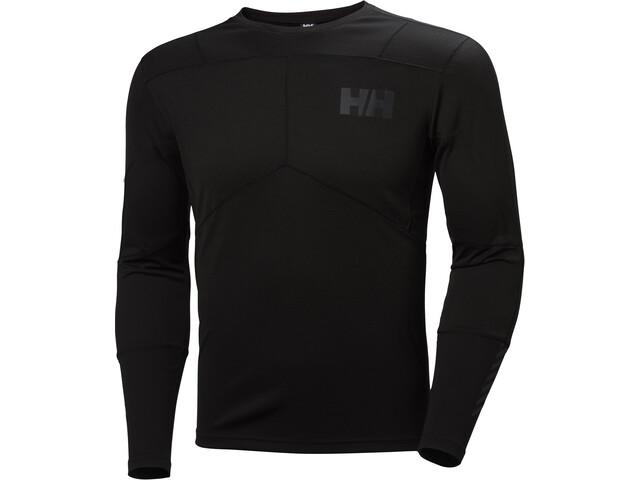 Helly Hansen Lifa Active Crew Shirt Herren black